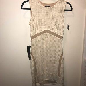 Sparkly bebe dress